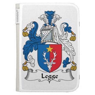 Escudo de la familia de Legge