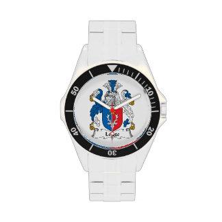 Escudo de la familia de Legge Relojes De Mano