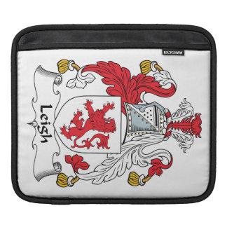 Escudo de la familia de Leigh Funda Para iPads