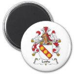 Escudo de la familia de Leithe Imán De Nevera