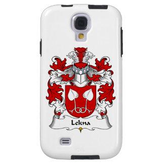 Escudo de la familia de Lekna Funda Galaxy S4
