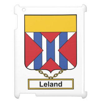 Escudo de la familia de Leland