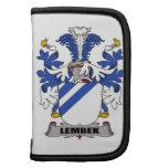 Escudo de la familia de Lembek Planificadores