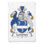 Escudo de la familia de Lemmon iPad Mini Carcasas
