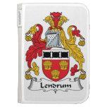 Escudo de la familia de Lendrum