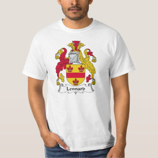 Escudo de la familia de Lennard Camisas