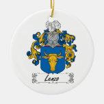 Escudo de la familia de Lenzo Adorno Para Reyes