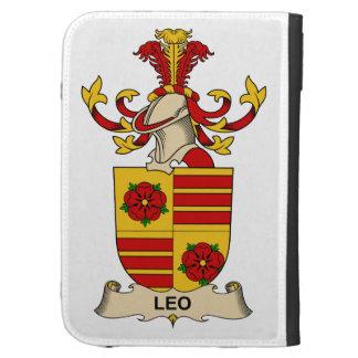 Escudo de la familia de Leo