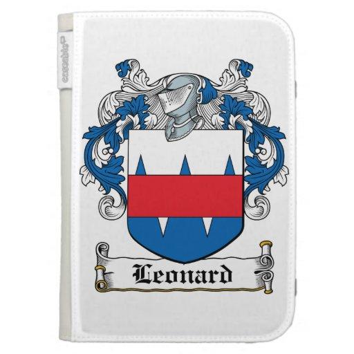 Escudo de la familia de Leonard