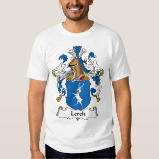 Escudo de la familia de Lerch Camisas