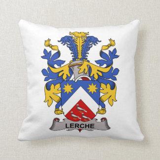 Escudo de la familia de Lerche Cojin