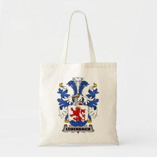 Escudo de la familia de Leuenbach Bolsas