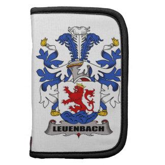 Escudo de la familia de Leuenbach Organizadores
