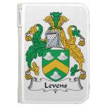 Escudo de la familia de Levens