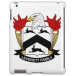 Escudo de la familia de Leverett