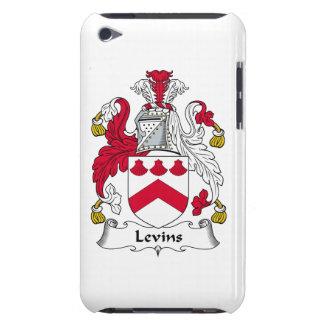 Escudo de la familia de Levins Case-Mate iPod Touch Carcasas