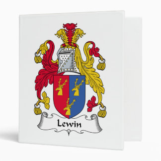 Escudo de la familia de Lewin