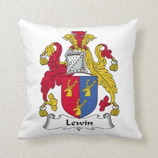 Escudo de la familia de Lewin Cojin