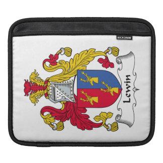 Escudo de la familia de Lewin Funda Para iPads