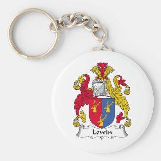 Escudo de la familia de Lewin Llaveros