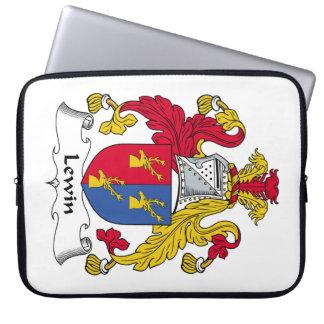 Escudo de la familia de Lewin Mangas Computadora