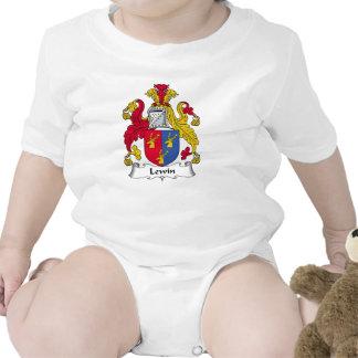 Escudo de la familia de Lewin Trajes De Bebé