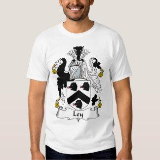 Escudo de la familia de Ley Camisas