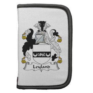 Escudo de la familia de Leyland Planificadores