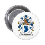 Escudo de la familia de Lichtenstein Pin