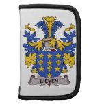 Escudo de la familia de Lieven Planificadores