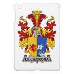 Escudo de la familia de Lilliecrona iPad Mini Funda