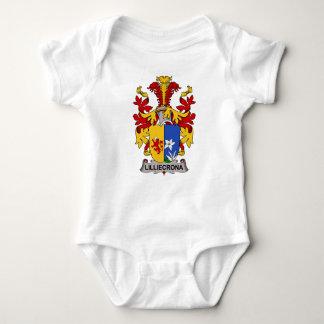 Escudo de la familia de Lilliecrona Mameluco De Bebé