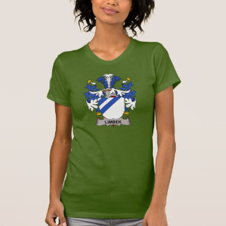Escudo de la familia de Limbek Camiseta