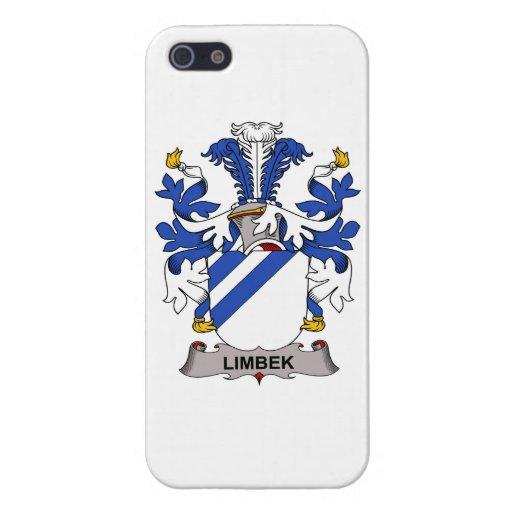 Escudo de la familia de Limbek iPhone 5 Coberturas