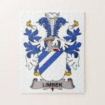 Escudo de la familia de Limbek Puzzles