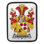 Escudo de la familia de Lindegren Funda Para iPads