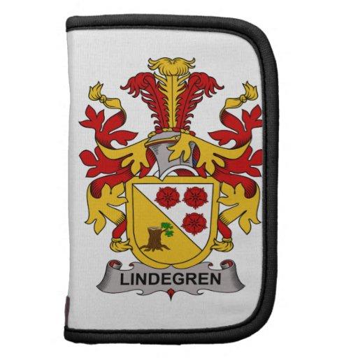 Escudo de la familia de Lindegren Organizador