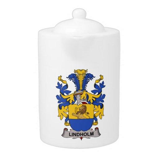 Escudo de la familia de Lindholm