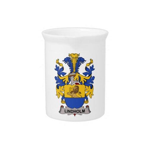 Escudo de la familia de Lindholm Jarras