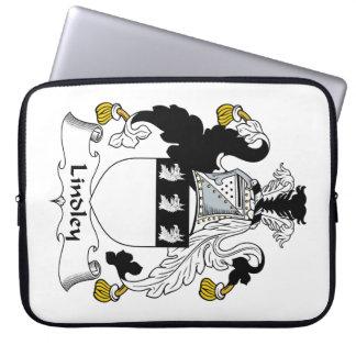 Escudo de la familia de Lindley Mangas Computadora