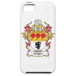 Escudo de la familia de Lingen iPhone 5 Case-Mate Funda
