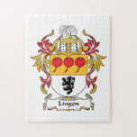Escudo de la familia de Lingen Puzzles