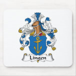 Escudo de la familia de Lingen Tapete De Raton