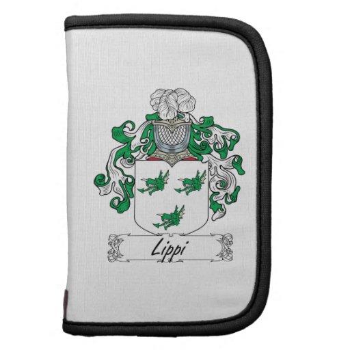 Escudo de la familia de Lippi Organizador