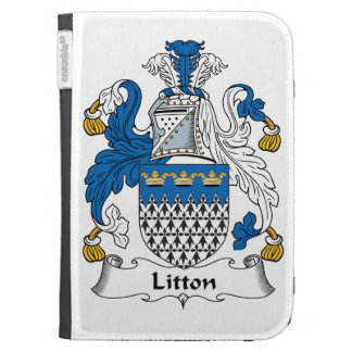 Escudo de la familia de Litton