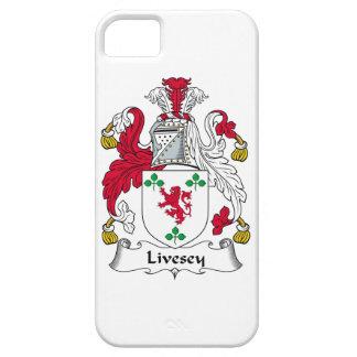 Escudo de la familia de Livesey iPhone 5 Protector