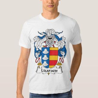 Escudo de la familia de Lizarazu Remera