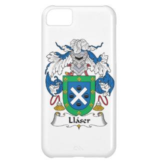 Escudo de la familia de Llaser