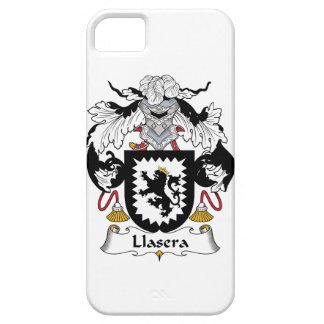 Escudo de la familia de Llasera iPhone 5 Carcasas