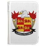 Escudo de la familia de Llewellyn